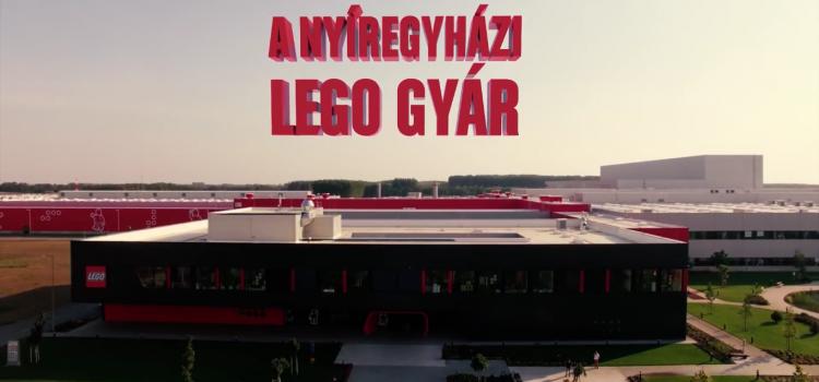 Nyíregyházi LEGO gyár