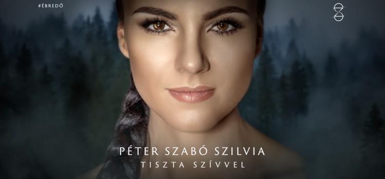 Péter Szabó Szilvia – Tiszta szívvel (Official Audio)