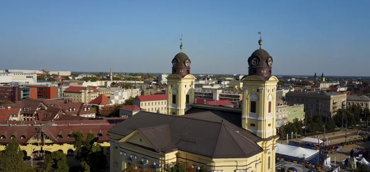 Magyarósi Csaba Debrecenben :)