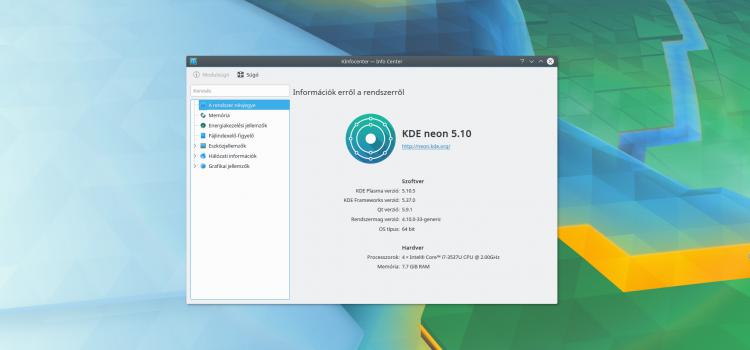 Tartós teszten is bizonyított a KDE neon
