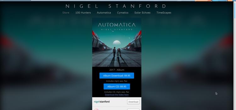 Nigel Stanford – Store
