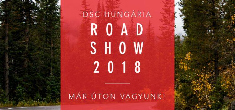DSC Hungária Roadshow 2018