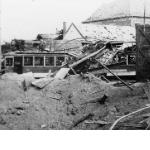 1944.06.02. Debrecen bombázása után