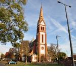 Veres templom
