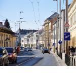 Széchenyi utca – Tisza István utca – Antall József utca