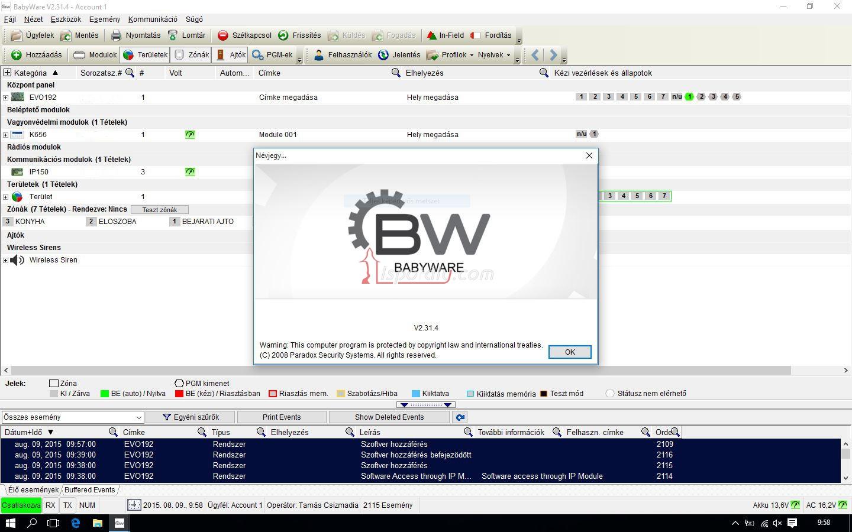 BabyWare-V2.31.4