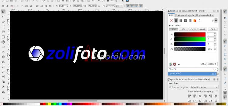 zolifoto.com logó